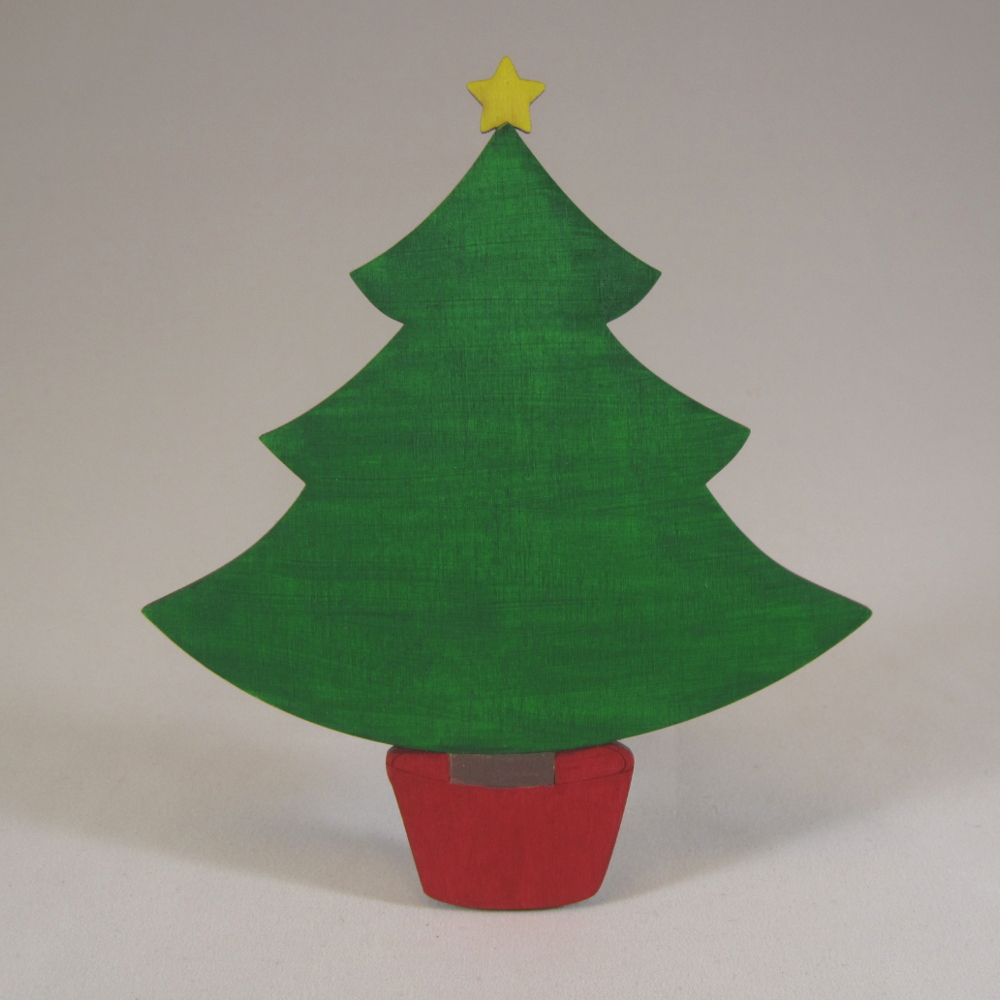 christmas tree cutout u2013 double cut designs llc